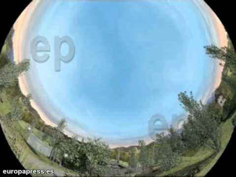 La primera película en 3D para planetarios