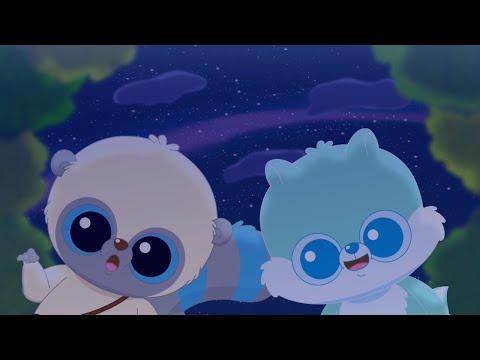 Юху и его друзья - Друг Юху - привидение - Мультфильмы для детей