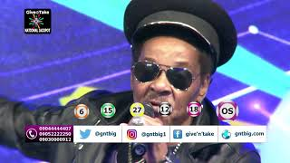 Week 27: National jackpot TV Game Show