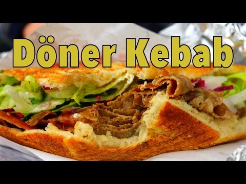 Döner Kebab: Tasty Turkish inspired German Street food in Berlin