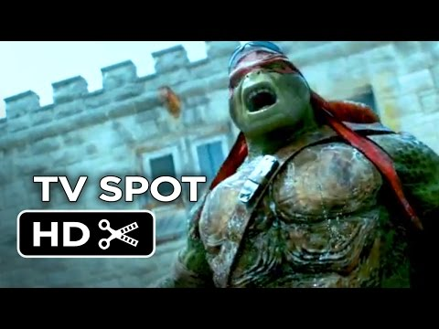 Teenage Mutant Ninja Turtles TV SPOT - Ridiculous (2014) - Will Arnett Movie HD