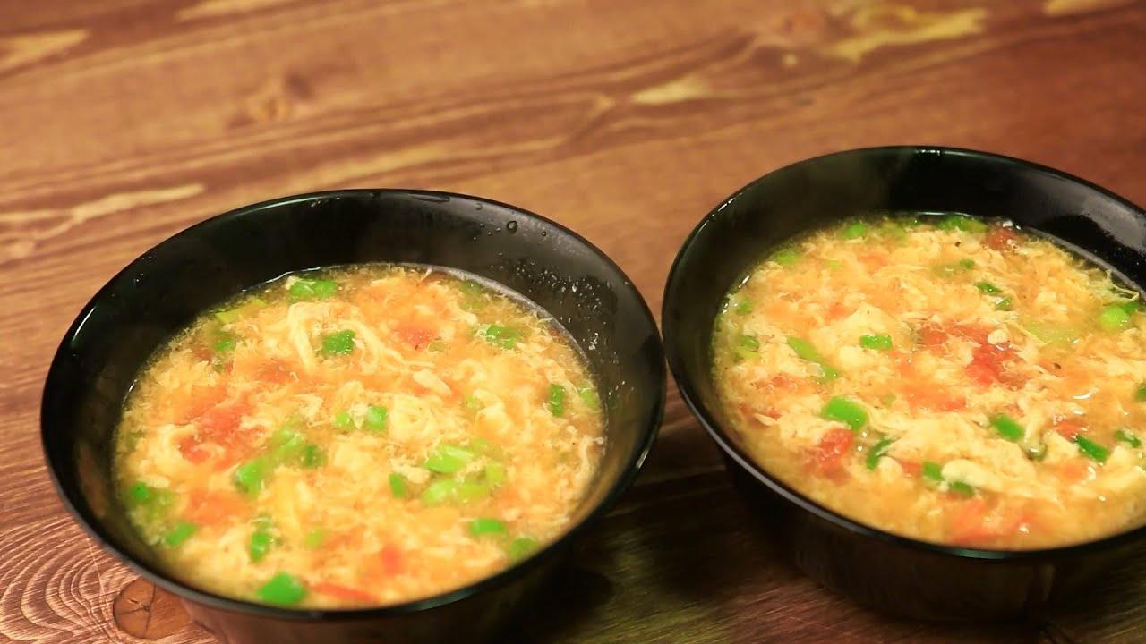 Проверенный рецепт приготовления супа с яйцом, шаг за шагом с фотографиями 71