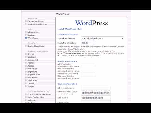 0 How to Host Your WordPress Blog Using Hostgator