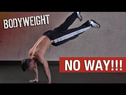 Top 5 Bodyweight Exercise MISTAKES - (STOP Doing These - Build Muscle!...
