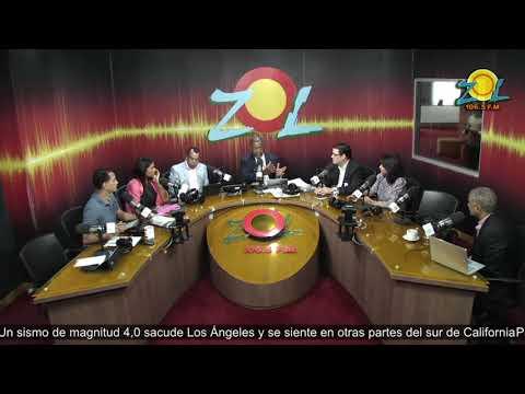 Tremendo debate entre Jose Laluz, Yayo Sanz Lovaton y Faride Raful por implicados por caso Odebrecht