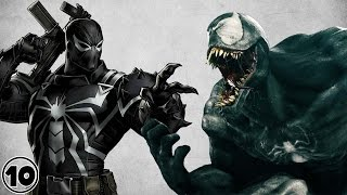 Top 10 Venom Shocking Facts