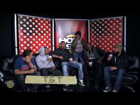 Tank, Ginuine, and Tyrese Talk about Bagging Chicks off the Internet and Being Catfished!