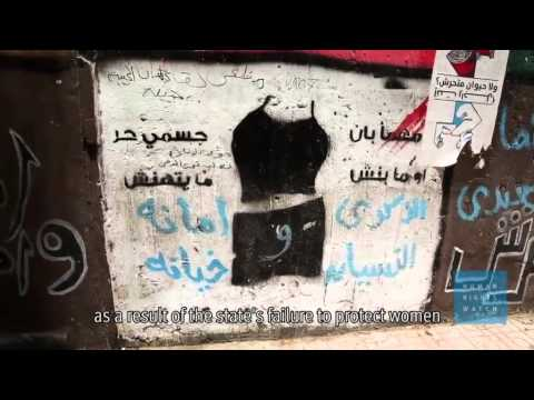 Egypt's sexual violence epidemic