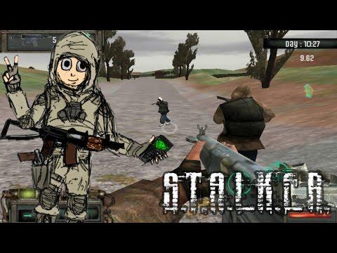 Обзор актуальной версии Ministalker (13.07.2015) (S.T.A.L.K.E.R. на Android)