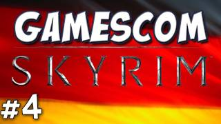 Yogscast - Gamescom Part 4 - Skyrim