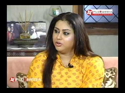 Actress Namitha Exclusive Interviw video