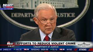 JEFF SESSIONS RESPONDS: On Possible FBI and Hillary Clinton Investigations