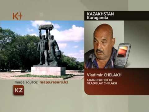 Kazakhstan. News 22 August 2012 / k+