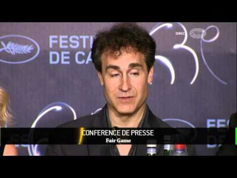 Press conference Fair Game by Doug Liman (part2)