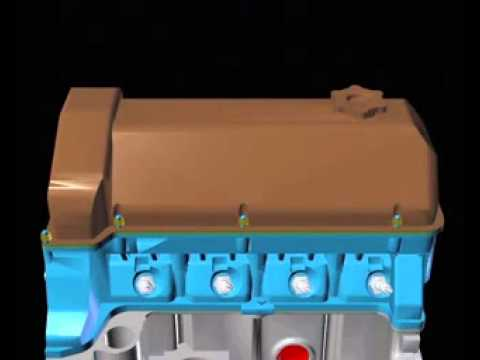 Двигатель ВАЗ 2101 07