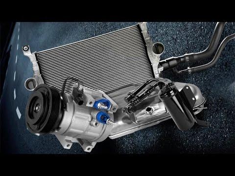 Spectra Premium Radiator Installation