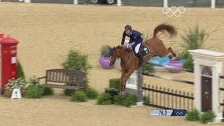 Team Jumping Finals - London 2012 Olympics