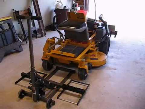 Mower Jack Review Youtube