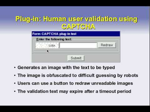 PHP Forms Generation and Validation tutorial