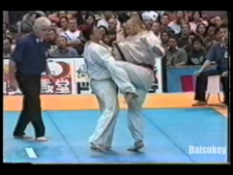 Kyokushin Karate The Russians! Image 1