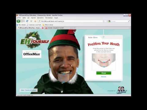 Tutorial- como hacer videos animados  con tu cara (navideños)
