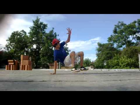 Bboy Jose (Pacific Monkeys Crew)