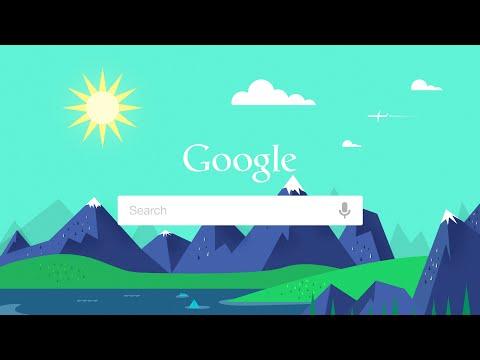 Illustrator Tutorial - Flat Design Summer Wallpaper (Google Now)