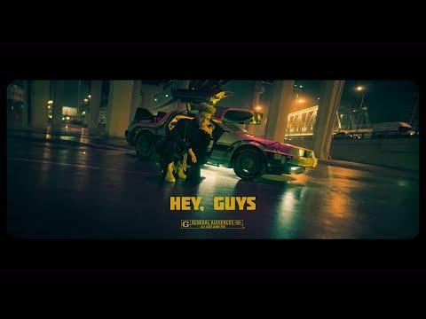ЭЛДЖЕЙ - Hey Guys