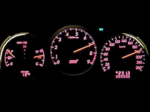 HD] GT5: Subaru Impreza WRX STI Spec C Top Speed Run | Subaru