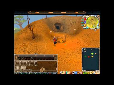 RuneScape – EOC – Big Chompy Bird Hunting (Quest Help 2013)