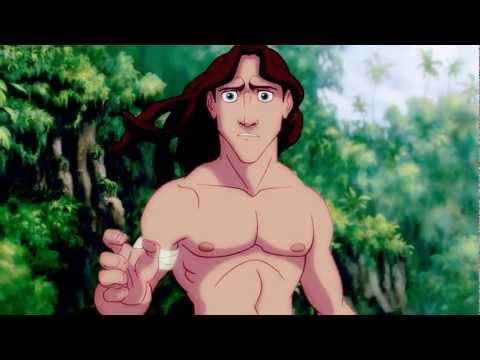 What If This Storm Ends? {tarzan ariel; Disney Crossover} video