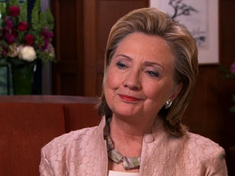 Hillary Rodham Clinton on her past and possible future