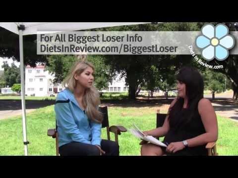 アンナ クルニコワ on the Biggest Loser