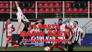 Manisaspor 1-2 Boluspor Maçın Geniş Özeti