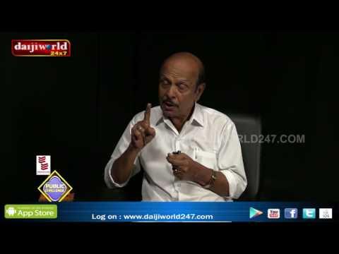 Public Challenge with Harinath Bondel (Mayor, Mangaluru City Corporation)│Episode 63│Daijiworld
