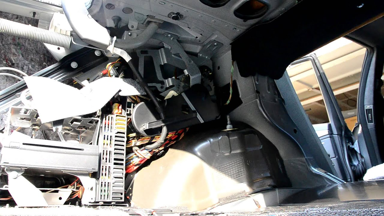 trunk hinge wiring harness fixed youtube