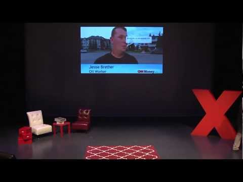 Pathway to Potential - A New Understanding: Sheldon Germain at TEDxFortMcMurray