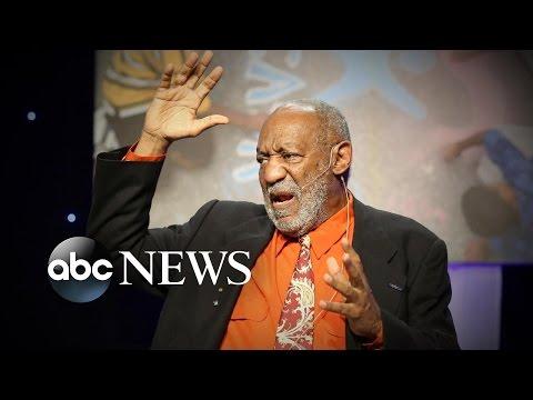 Bill Cosby Jokes About Rape Allegations