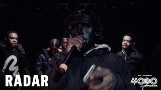 RADAR RADIO x MOBO Awards (cypher) | Kenny Allstar, 67, K-Trap, Youngs Teflon, Loski