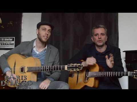 Paris Django Festival Presentation + Mini-lesson