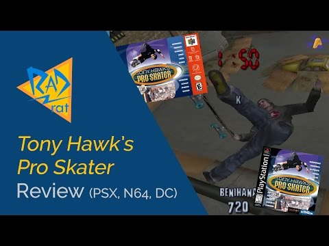 Tony Hawk's Pro Skater Review (multiplatform)