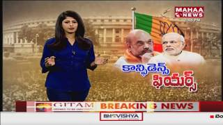 Special Focus On BJP Party Over No Confidence Motion
