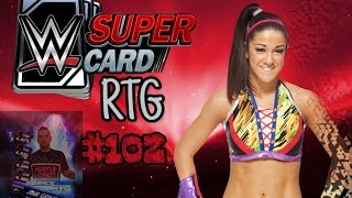 Supercard Temporada 3 #102 Rtg Bayley y Team Battelground