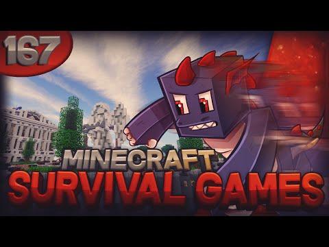 Bow-Aimbot! l Minecraft Survival Games EP.167 l SuchSpeed