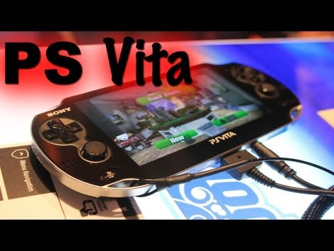 PS Vita - Обзор