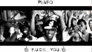 Piafo - F.U.C.K You [Raw Trap instru by Haz] 2012