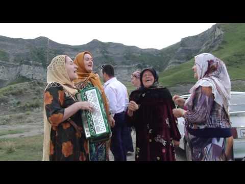 народная песня аварский