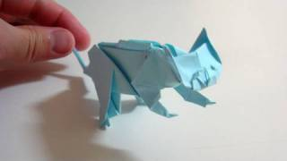 Origami Cat - Gato De Origami
