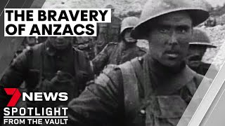 Power of 10 | The bravery of the ANZACs | Sunday Night