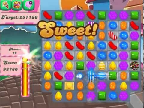 Candy Crush for Ipad and Iphone Apple